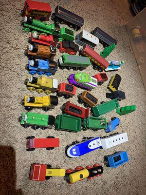 Trains wooden & Diecast for Sale in Gilbert, AZ