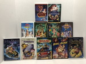 11 Disney Animated Movies for Sale in Orland Park, IL