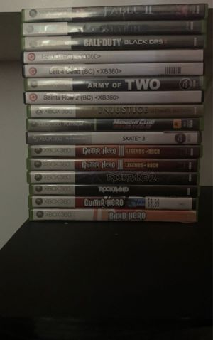 16 Xbox 360 games for Sale in Tukwila, WA