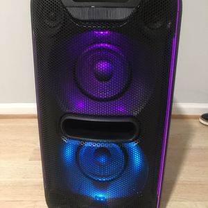 Sony High Power XB72 Speaker In Excellent Condition for Sale in Beltsville, MD