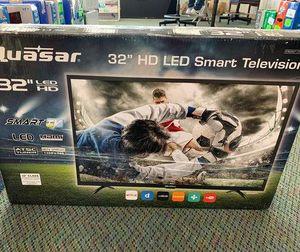 "Brand New 32"" Quasar TV Open box w/ Warranty EN for Sale in Chino Hills, CA"