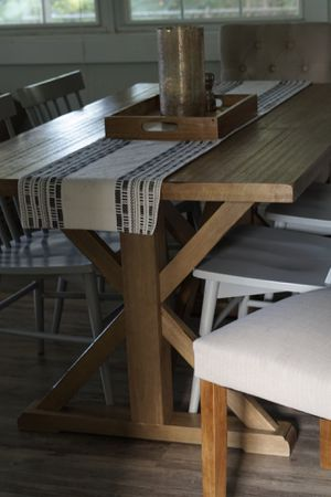 "62"" Rustic Table for Sale in Tampa, FL"