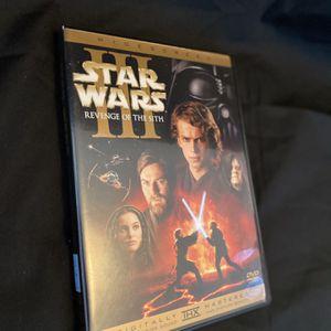 Star Wars Episode III for Sale in Alexandria, VA