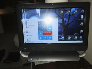 """21"""" HP All in one computer for Sale in Middleport, NY"""
