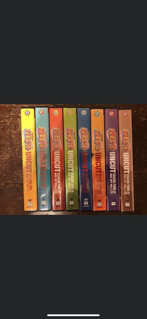 Naruto Seasons for Sale in Florissant, MO