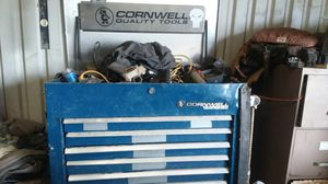 Cornell mechanics tool box for Sale in Odessa, TX
