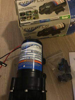 Diaphragm Pump Everflo Model EF2200-QA for Sale in MENTOR ON THE, OH