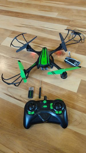 Sky Viper Video Drone with 720p HDand 2.4GHz  N GET 2 CAMERA'S for Sale in Brownstown Charter Township, MI