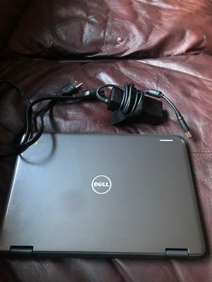 Chrome book 11 bought from homeschool a couple of years ago, don't use anymore for Sale in Wasilla, AK