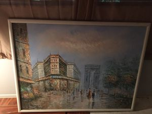 Painting large for Sale in Clearwater, FL