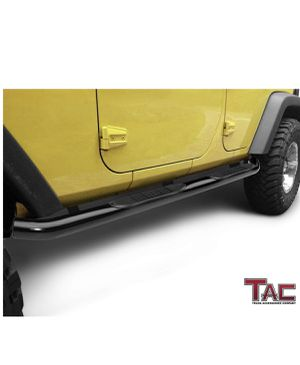 Jeep Wrangler 4 Door Running Boards for Sale in Moline, IL