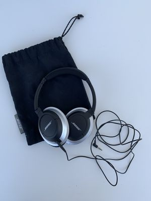 Bose headset for Sale in Yorba Linda, CA
