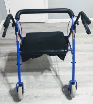Invacare Bariatric Rollator Good condition for Sale in Wichita, KS
