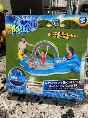 Brand new pool splash play center for Sale in Ontario, CA