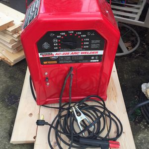 Lincoln Arc Welder AC-225 for Sale in Puyallup, WA