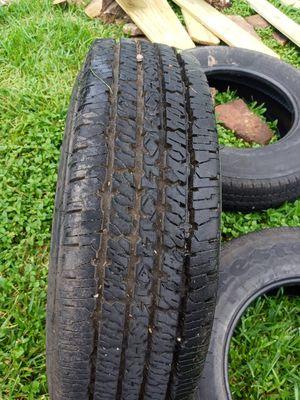 Size 16 trailer tires for Sale in Webster, TX