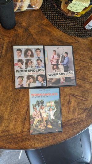 Workaholics Season 1-3 for Sale in Phoenix, AZ