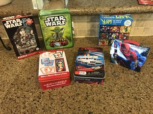 Star Wars , Spider-Man and elf on the shelf for Sale in Wellington, FL