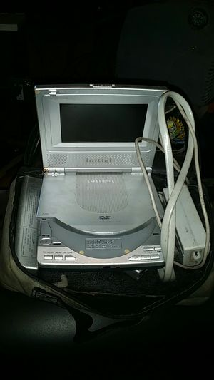 Initial DVD portable player for Sale in Minneapolis, MN
