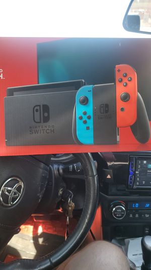 Nintendo switch new sealed for Sale in Mesa, AZ