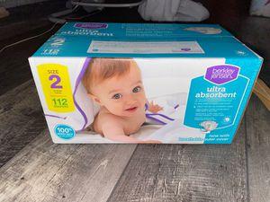 berkley jensen size 2 diapers for Sale in Greenwood, DE