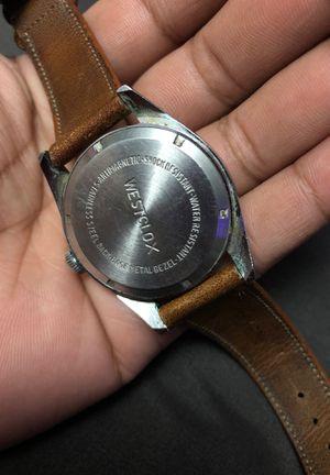 WestClox wrist watch for Sale in Los Angeles, CA