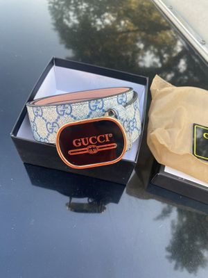 Gucci belt for Sale in Nashville, TN