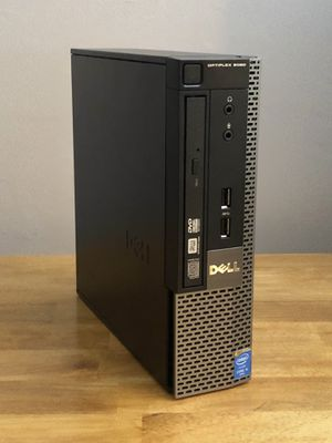 Dell OptiPlex 9020 Compact Desktop Computer i5 2.9GHz 8GB 240GB SSD USFF PC for Sale in Plantation, FL