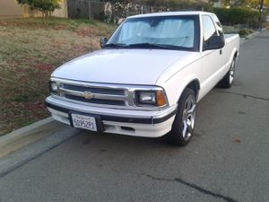 1996 chevy s10 for Sale in Fallbrook, CA