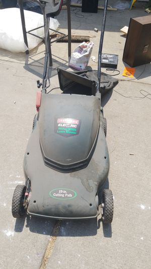 Electric lawn mower for Sale in Dearborn, MI