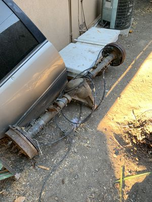 2003 Chevy Silverado differential for Sale in Modesto, CA