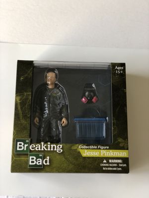 Breaking Bad Jesse Pinkman Exclusive Action Figure for Sale in Tampa, FL