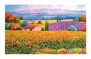 Rural Scenery 500 Pieces Puzzle for Sale in Covina, CA