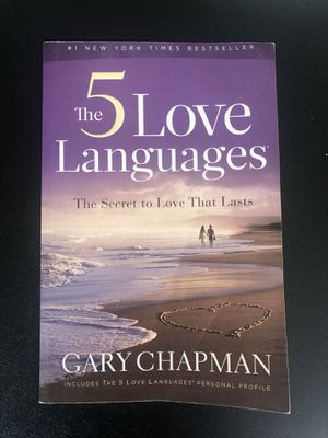 The 5 Love Languages for Sale in Pasco, WA