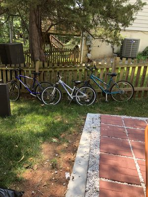 Free bicycles for Sale in Sterling, VA