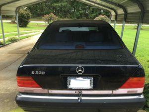 Mercedes S320 95' for parts for Sale for sale  Ellenwood, GA