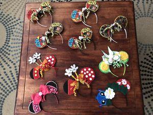 Custom Handmade Disney Ears for Sale in Surprise, AZ