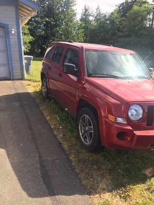 2009 Jeep Patriot for Sale in Puyallup, WA