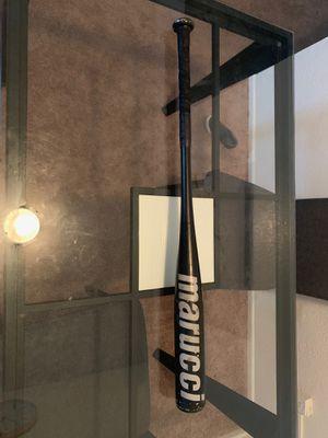 Marruci Black 2 BBCOR Baseball Bat for Sale in Palmdale, CA