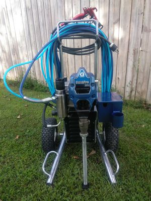 Graco 395 Fine Finish Pro. Paint sprayer for Sale in Tampa, FL