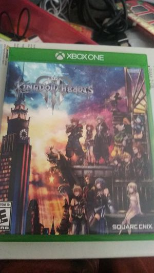 Kingdom heart new game never used70 for Sale in Sacramento, CA