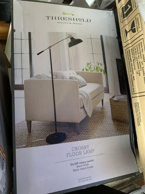 Floor lamp for Sale in Johnston, RI