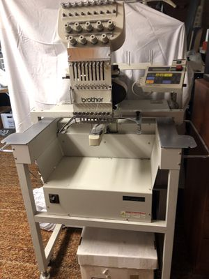 Brother BAS 416A Embroidery machine for Sale in Spokane, WA