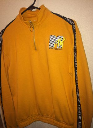 Medium MTV Zip Up Sweater for Sale in Kirkland, WA