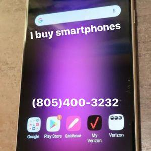 LG V60 5g Smartphone Used Verizon for Sale in Santa Maria, CA
