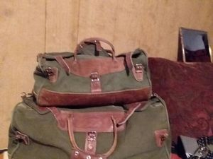 Orvis company inc. Bootlegger and Battonkill classic duffle bags for Sale in Elizabeth, CO
