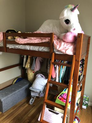 Twin loft bed for Sale in Nashville, TN