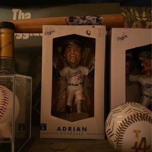 Adrian Gonzalez Bobble Head Dodgers for Sale in Bell Gardens, CA