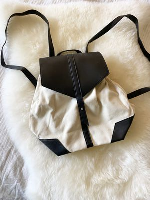 Backpack - White & Black for Sale in Irvine, CA