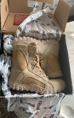 Rocky S2V Combat boots - work boots - brand new size 13 for Sale in Greensboro, NC